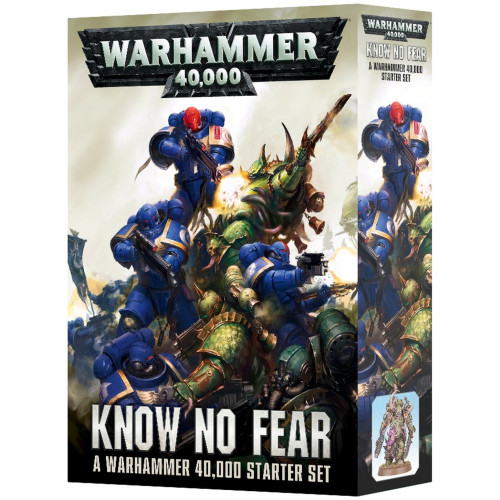 Warhammer 40,000 - Know No Fear Starter Set