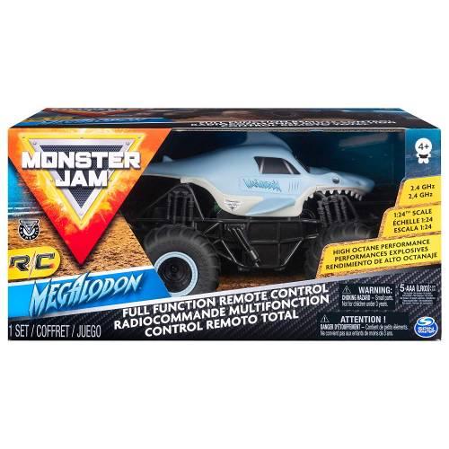 Monster Jam 1:24 Scale RC - Megalodon