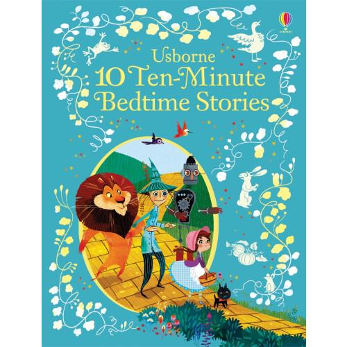 Usborne Books - 10 Ten-Minute Bedtime Stories