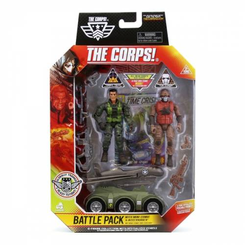 The Corps! Battle Pack - Rucker & Shrapnel
