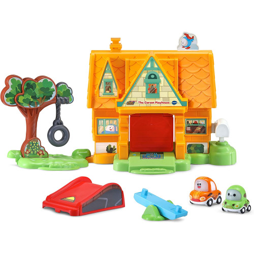 Vtech Toot-Toot Cory Carson The Carson Playhouse