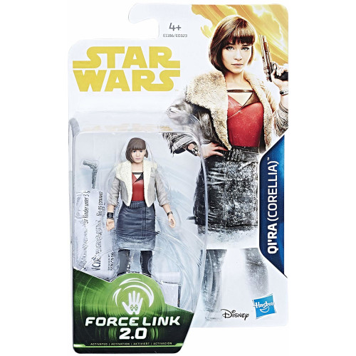 Star Wars Force Link 2.0 Figure - Qi'Ra (Corellia)