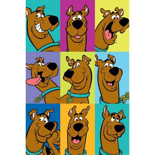 Maxi Posters - Scooby Doo (The Many Faces of Scooby Doo)