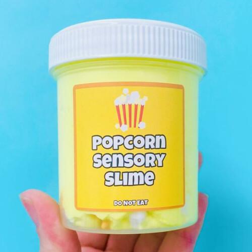 Sensory Slime - Popcorn