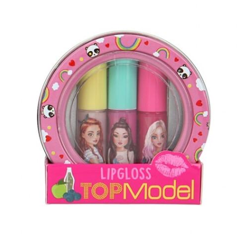 Depesche Top Model Mini Lipgloss Set - Pink