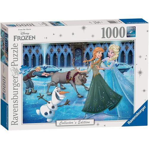 Ravensburger 1000pc Disney Collector's Edition Jigsaw Puzzle Frozen