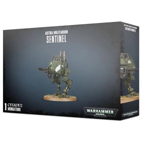 Warhammer 40,000 - Astra Militarum Sentinel
