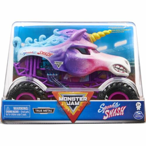 Monster Jam 1:24 - Sparkle Smash
