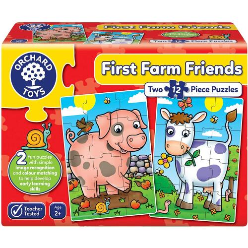 Orchard First Farm Friends Jigsaw Puzzles