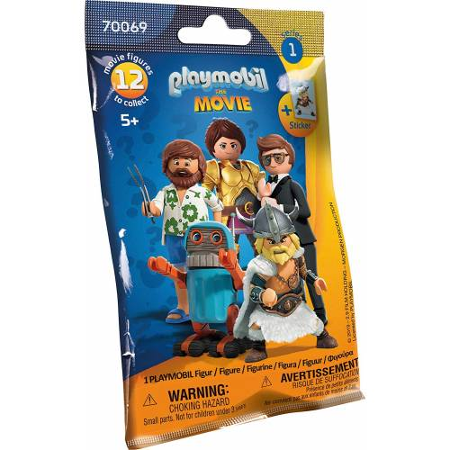 Playmobil 70069 Playmobil The Movie Mystery Figure Pack Series 1