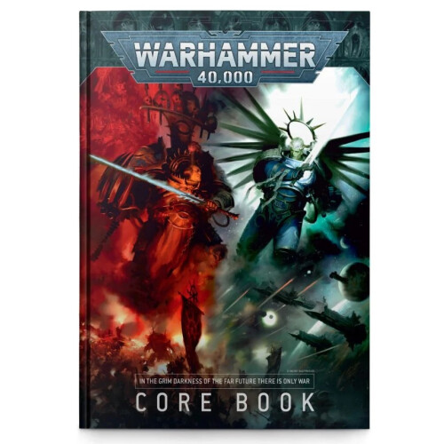 Warhammer 40,000 - Core Rule Book