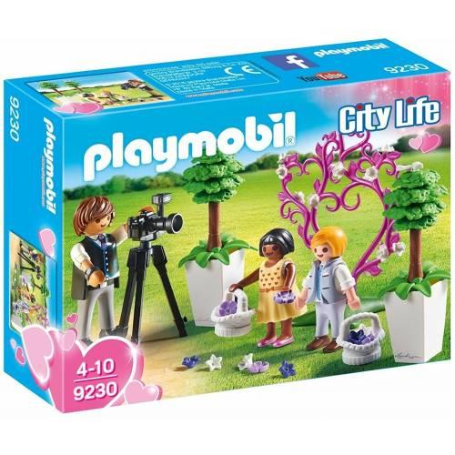 Playmobil 9230 Flower Children and Photographer