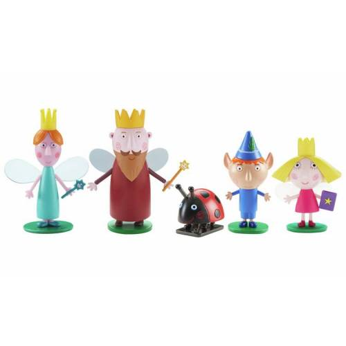 Ben & Holly - Collectable 5 Figure Pack