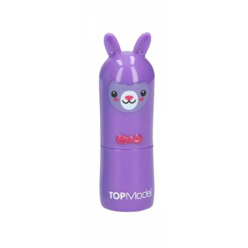 Depesche Top Model Alpaca Lip Gloss - Purple