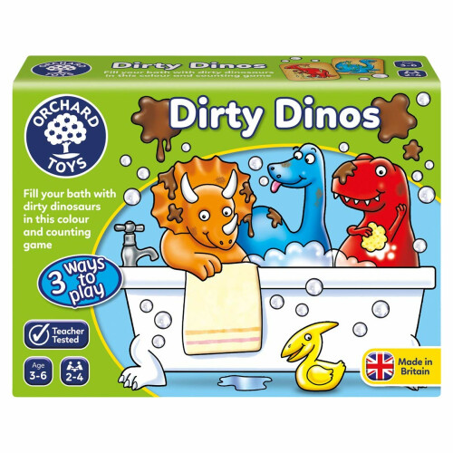 Orchard Dirty Dinos