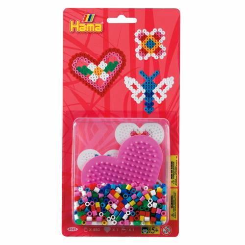 Hama Beads 4165 Heart