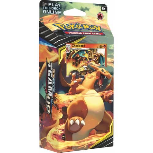 Pokemon TCG Sun & Moon Team Up Relentless Flame Theme Deck