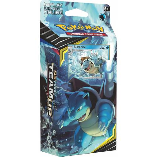 Pokemon TCG Sun & Moon Team Up Torrential Cannon Theme Deck