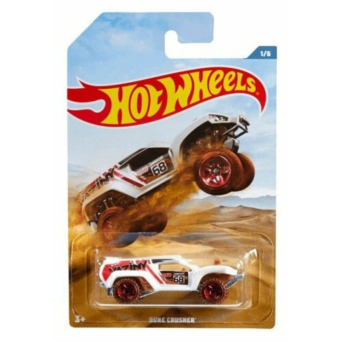 Hot Wheels Off Road Trucks - Dune Crusher