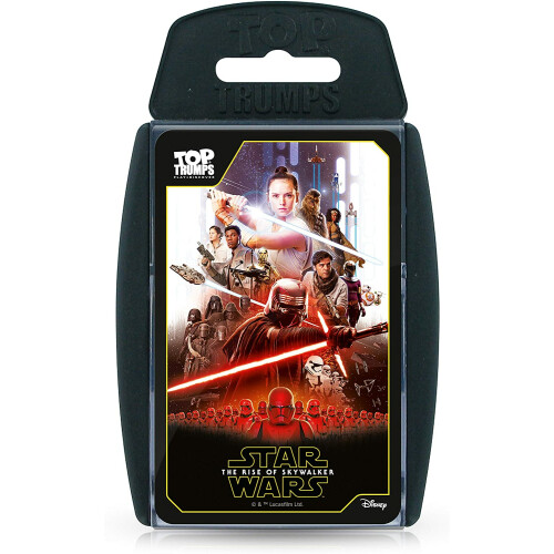 Top Trumps Star Wars The Rise of Skywalker