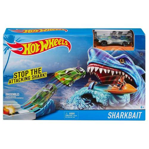 Hot Wheels City Sharkbait