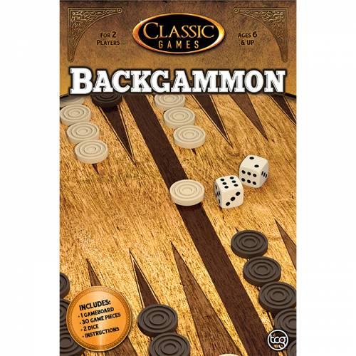 Classic Games - Backgammon