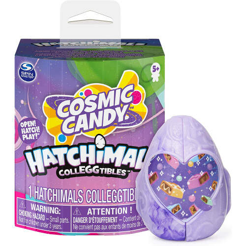 Hatchimals Colleggtibles - Cosmic Candy - Single Pack