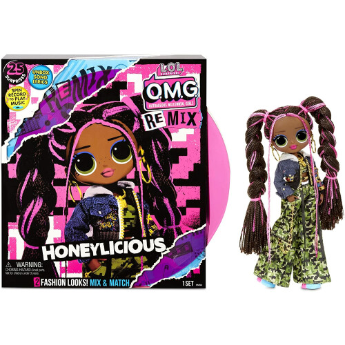 L.O.L. Surprise! O.M.G. Remix Honeylicious