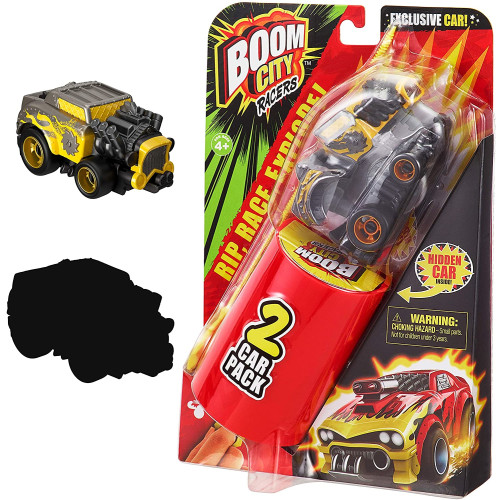 Boom City Racers - 2 Pack Rost'd!
