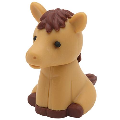 Iwako Puzzle Eraser - Zoo - Horse