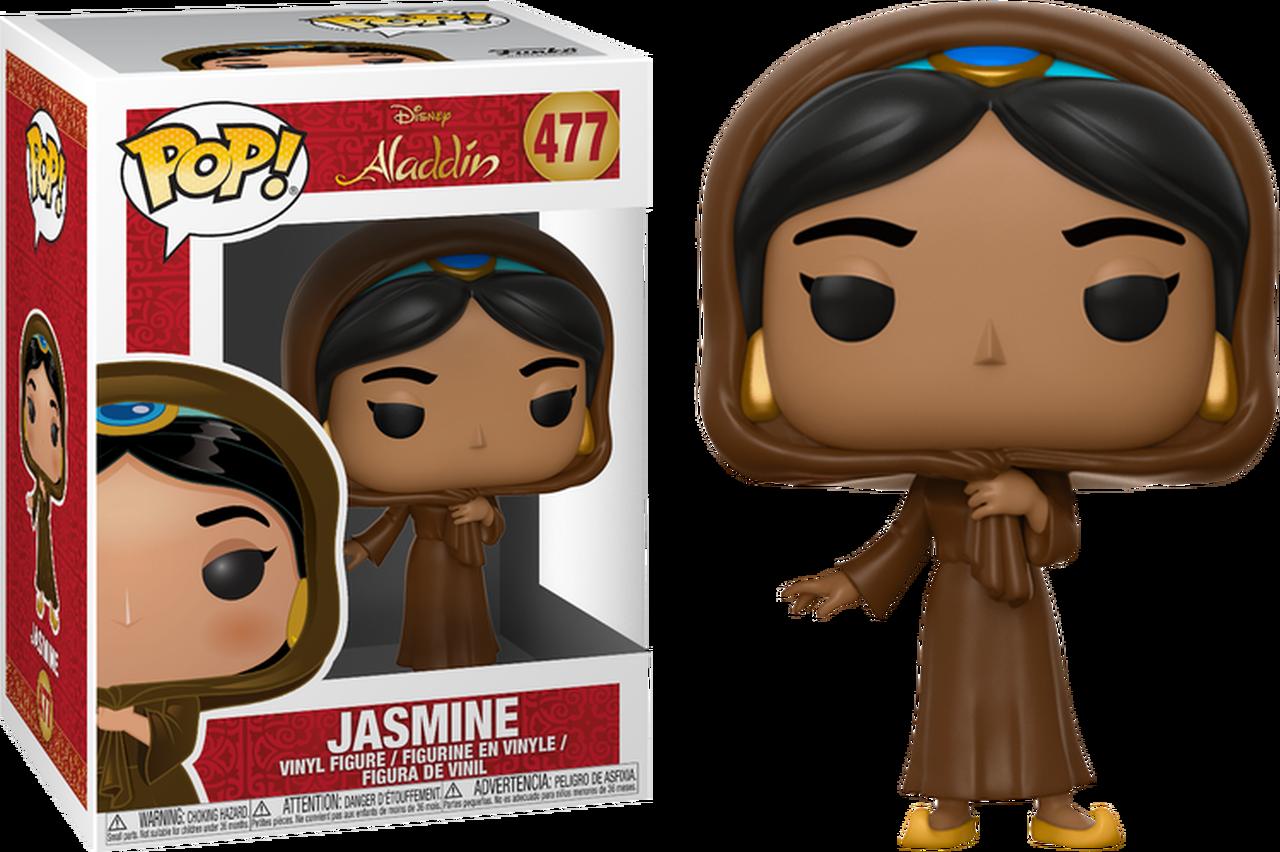 JASMINE Funko POP Vinyl Figure Disney Aladdin