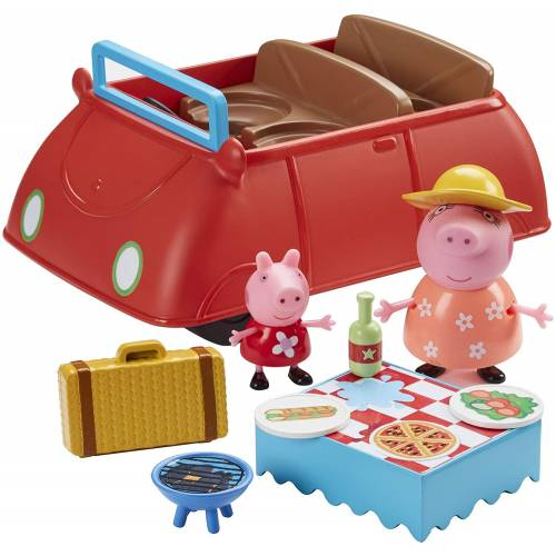 Peppa Pig Peppa's Big Red Car