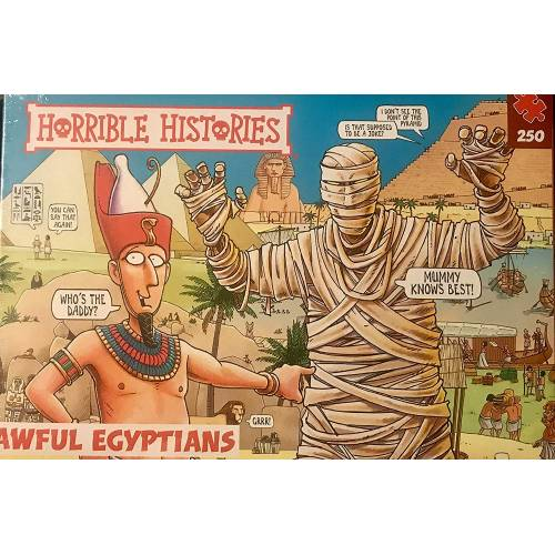 Horrible Histories - Awful Egyptians 250pc Puzzle