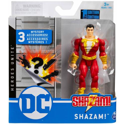 DC Comics 4 Inch Figure - Shazam