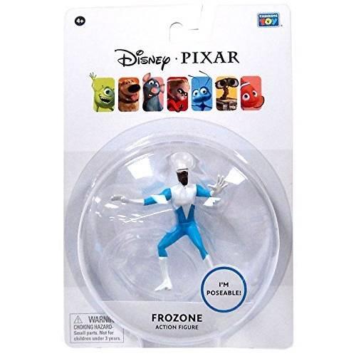 Disney Pixar Poseable Action Figure - Frozone