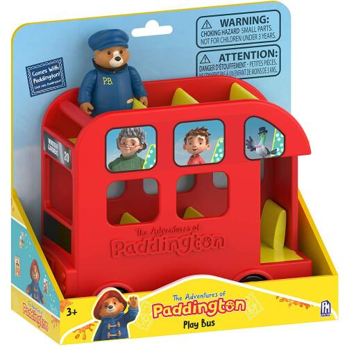 Paddington Play Bus