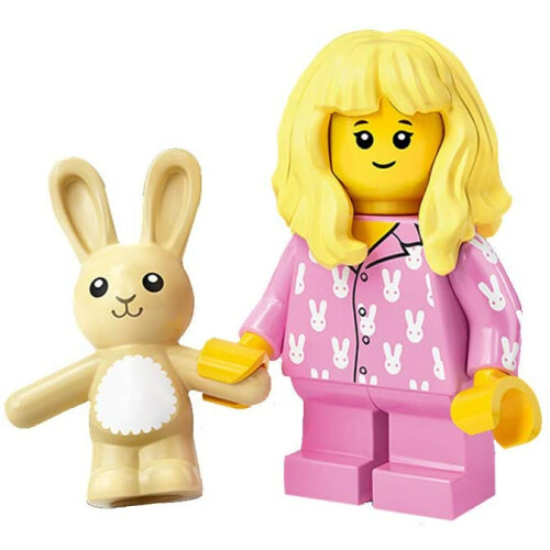 Lego 71024 Minifigure Series 20 Pyjama Girl