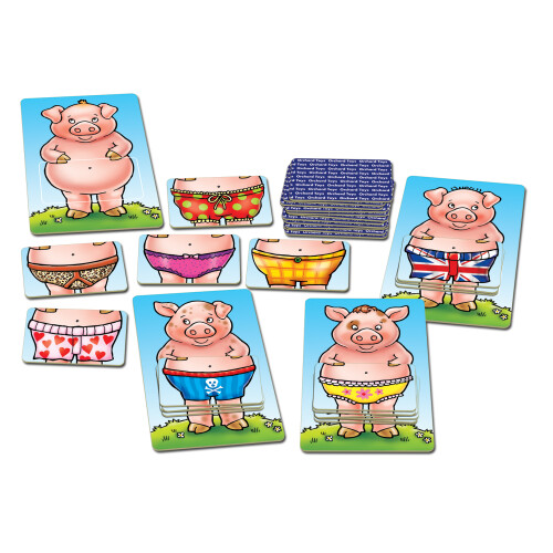 Orchard Pigs in Pants