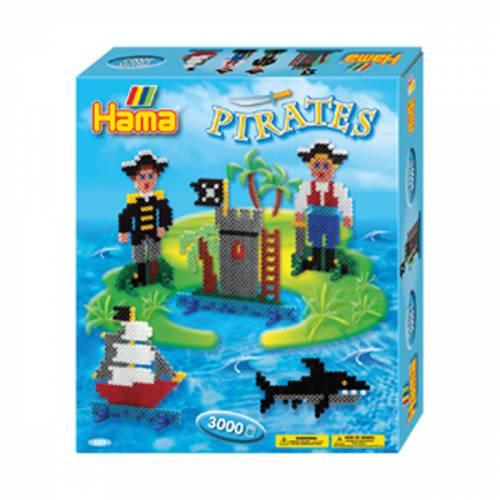 Hama Beads 3229 Gift Box Pirates