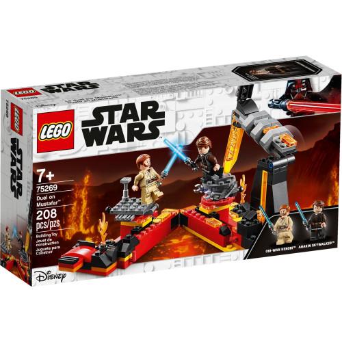 Lego 75269 Star Wars Duel on Mustafar