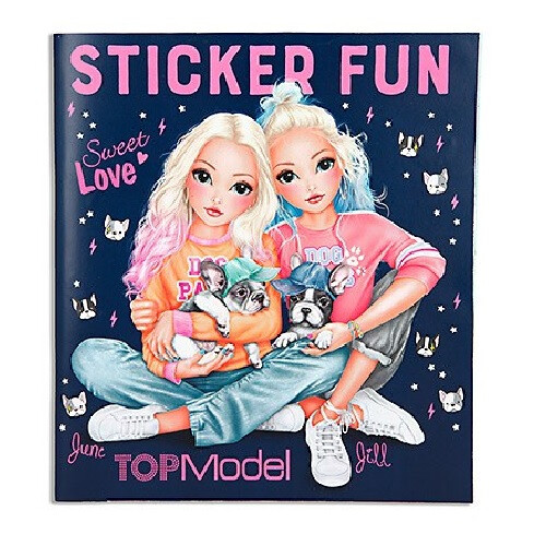 Depesche Top Model Sticker Fun