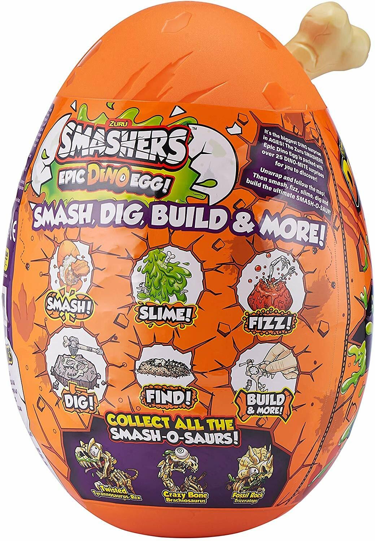 Zuru Dino Egg Smashers Smash Egg