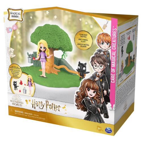 Harry Potter Magical Minis Care of Magical Creatures