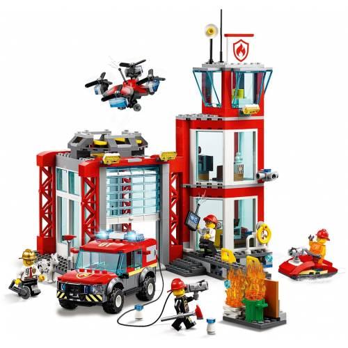 Lego 60215 City Fire Station