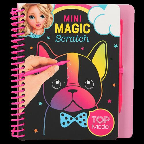 Depesche Top Model Mini Magic Scratch