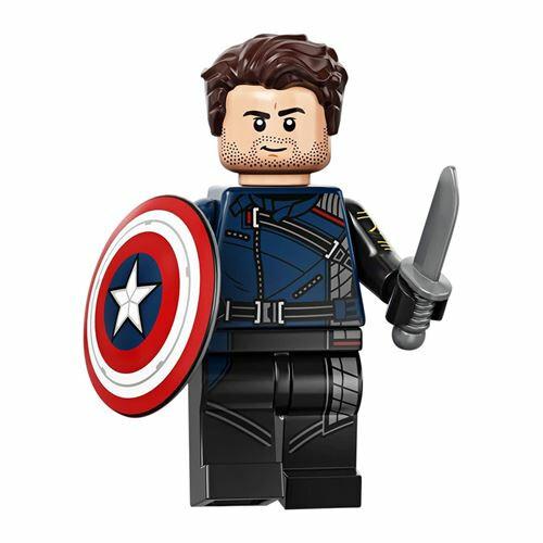 Lego 71031 Marvel Studios Minifigures - Winter Soldier