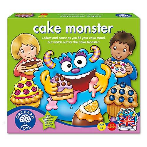 Orchard Cake Monster