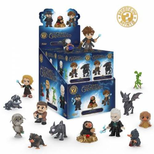 Funko Mystery Minis Blind Box Fantastic Beasts The Crimes Of Grindelwald