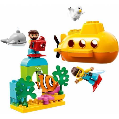 Lego 10910 Duplo Submarine Adventure