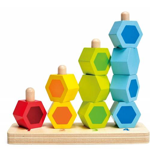 Hape - Counting Stacker